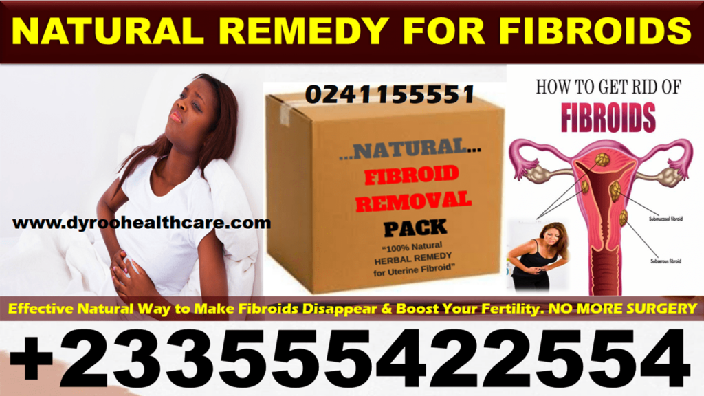 Natural Remedy For Fibroids