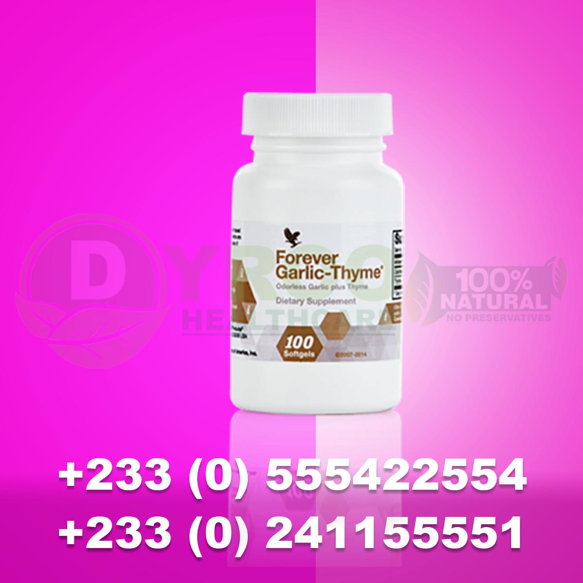 Forever Living Garlic Thyme Supplement