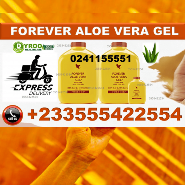 Price of Forever Living Aloe Vera Gel in Ghana