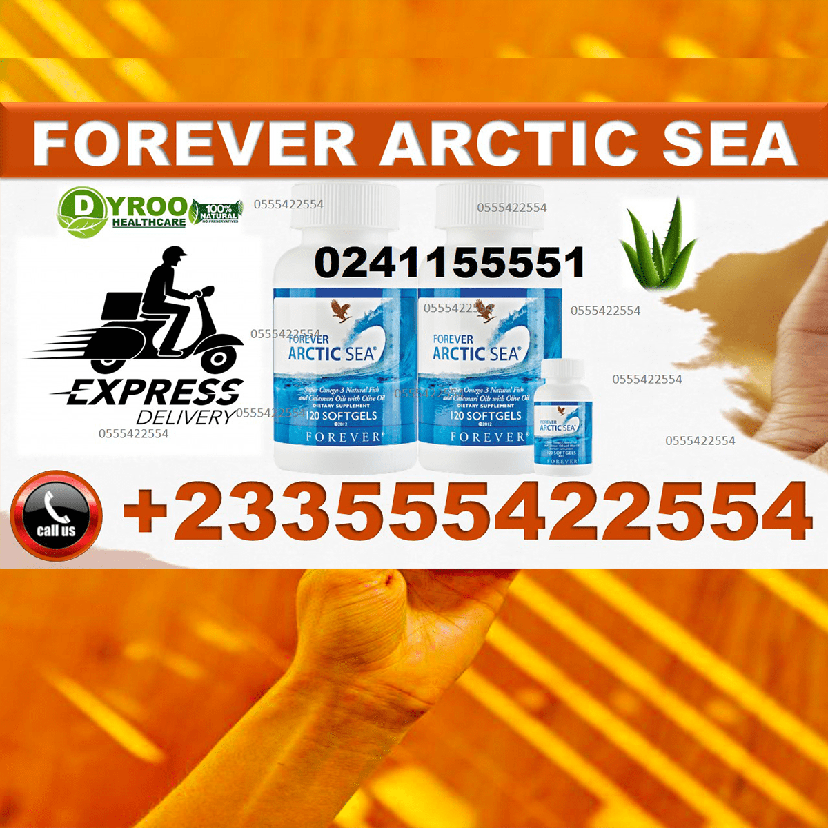 Forever Living Arctic Sea Product