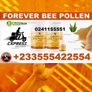 Organic Bee Pollen Supplement