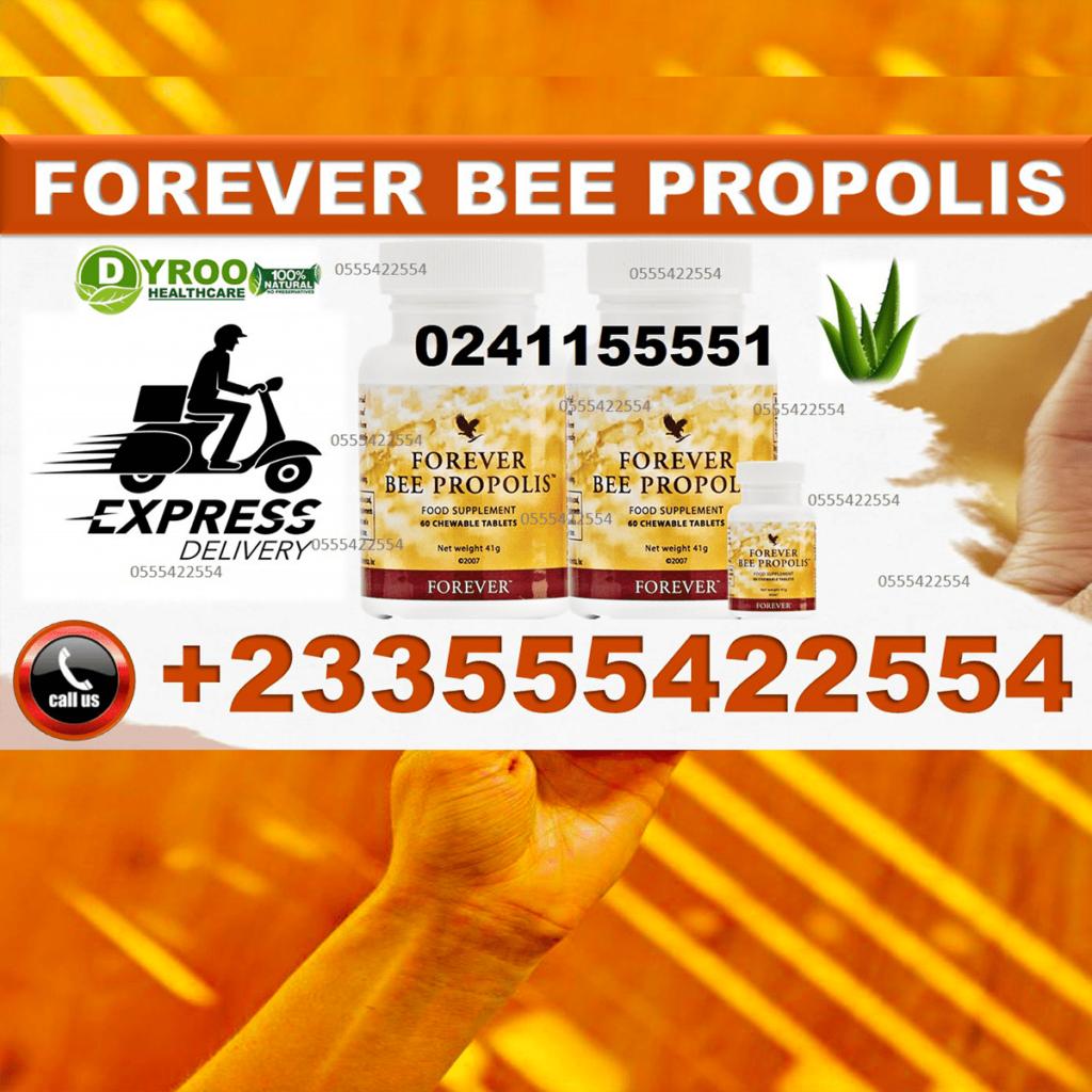 Forever Bee Propolis in Ghana