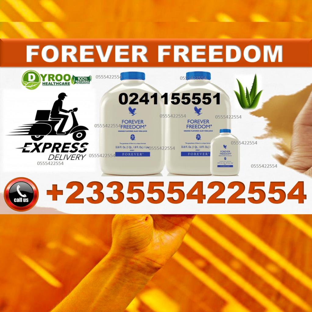 Forever Freedom in Ghana