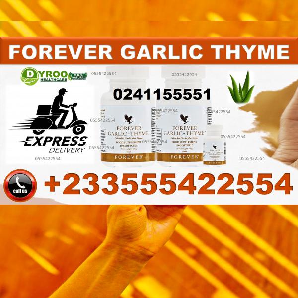 Garlic Thyme Product