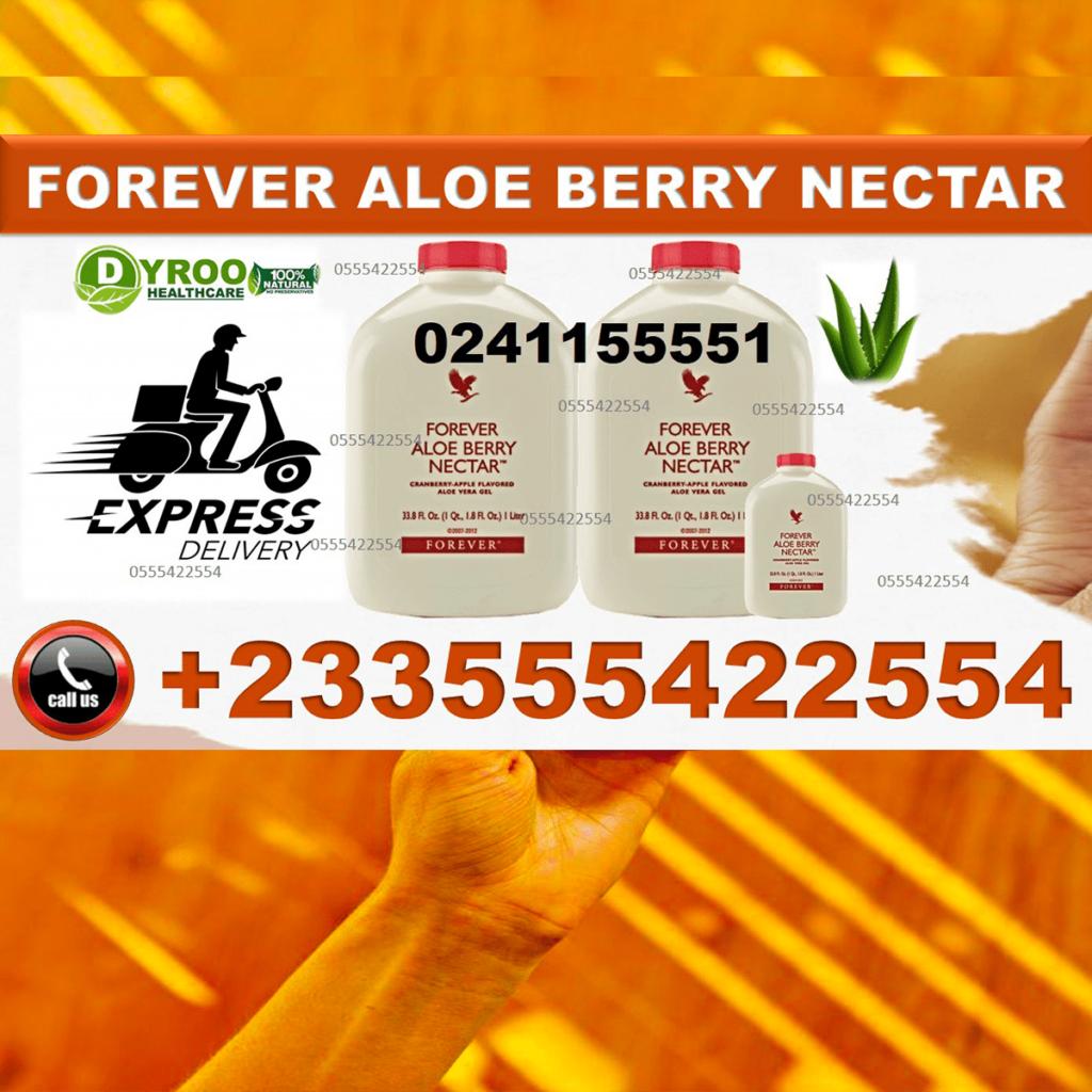 Forever Aloe Berry Nectar in Ghana