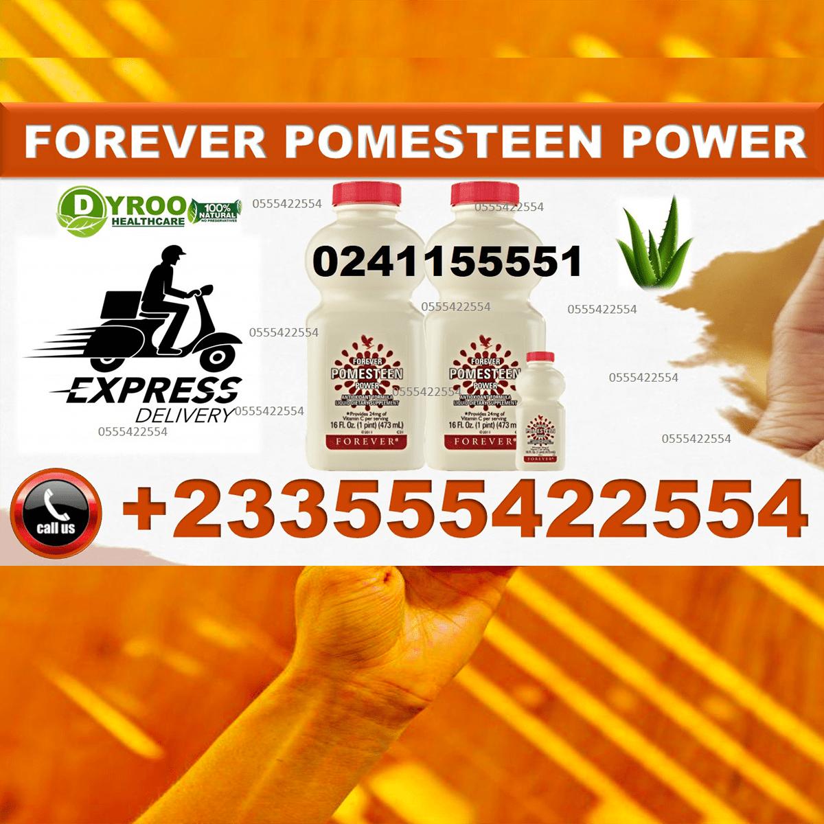 Forever Pomesteen Power in Ghana