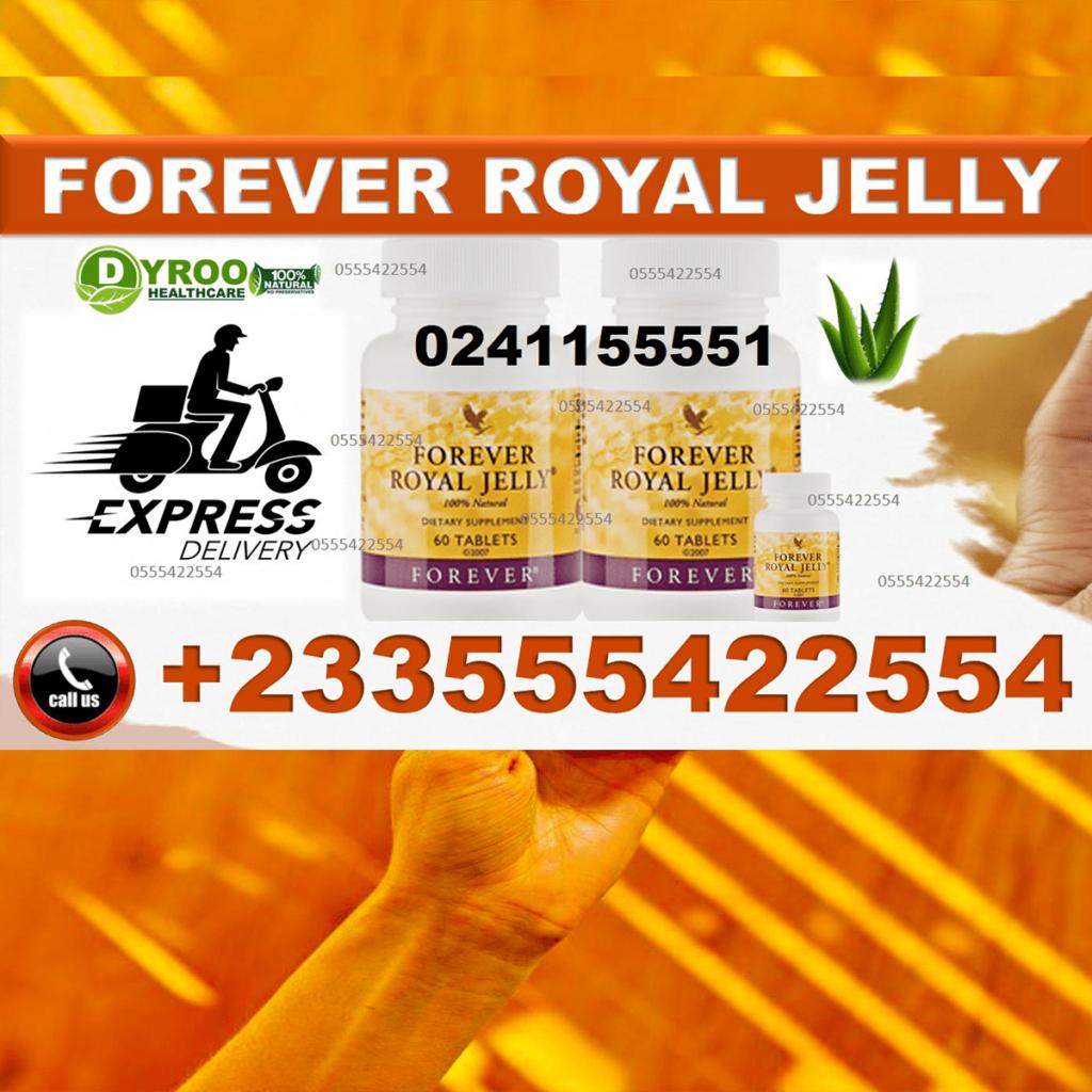Forever Royal Jelly in Ghana