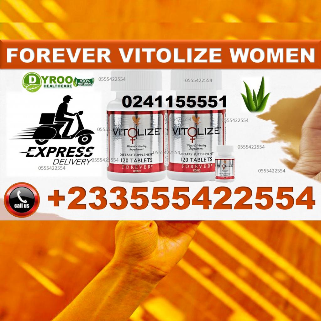 Forever Vitolize for Women in Ghana