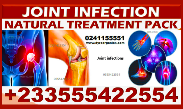 Joint Infection Treatment Pack