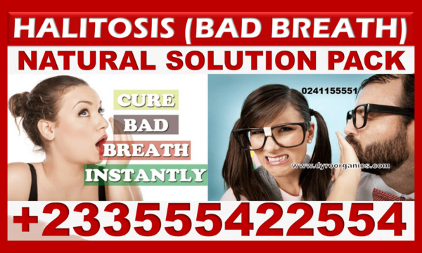 Best Supplements for Halitosis in Ghana