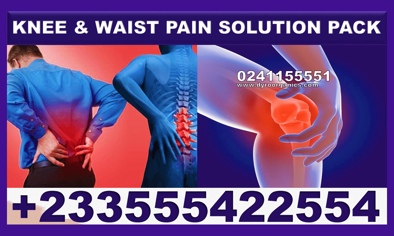 Herbal Treatment for Body Pains in Ghana