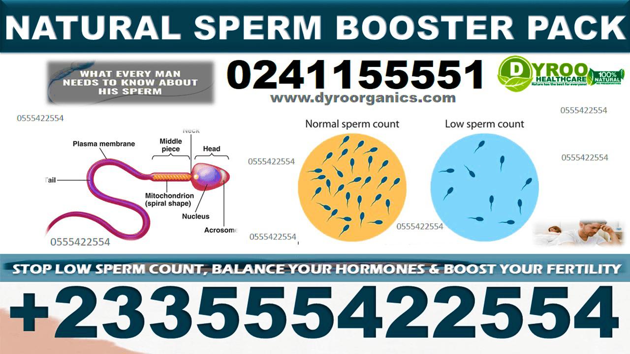 Forever Sperm Booster Pack