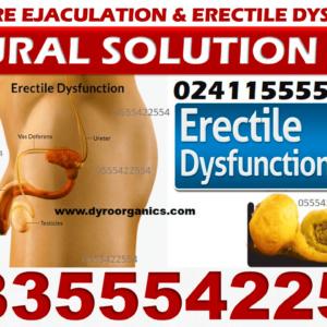 PREMATURE EJACULATION NATURAL TREATMENT PACK