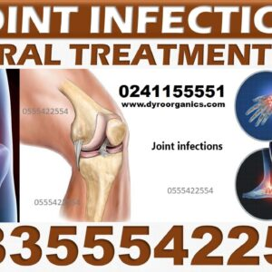 Joint Infection Treatment Pack,