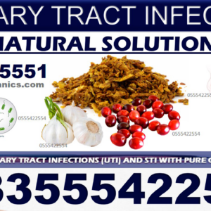 Best Herbal Medicine for Urinary Infection in Ghana