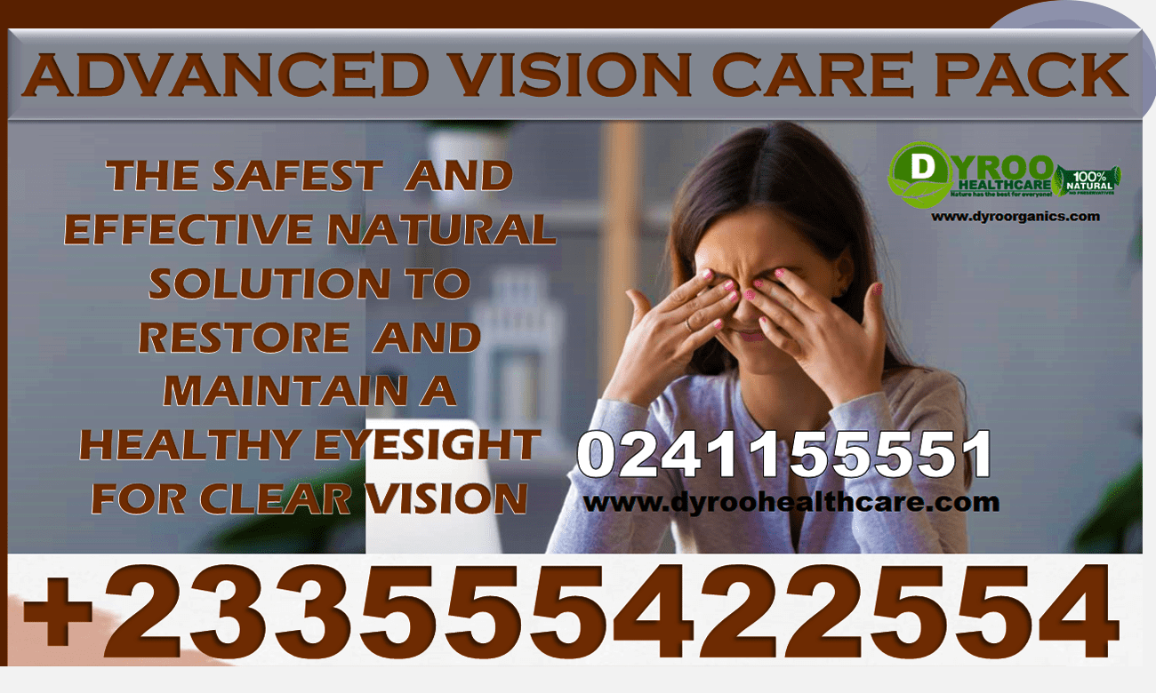 Vision Supplements in Ghana