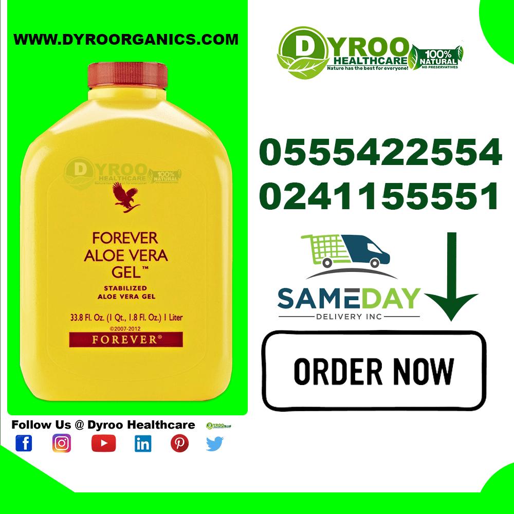 Aloe Vera Gel Product