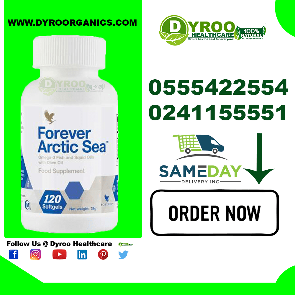 Arctic Sea Forever Living Product