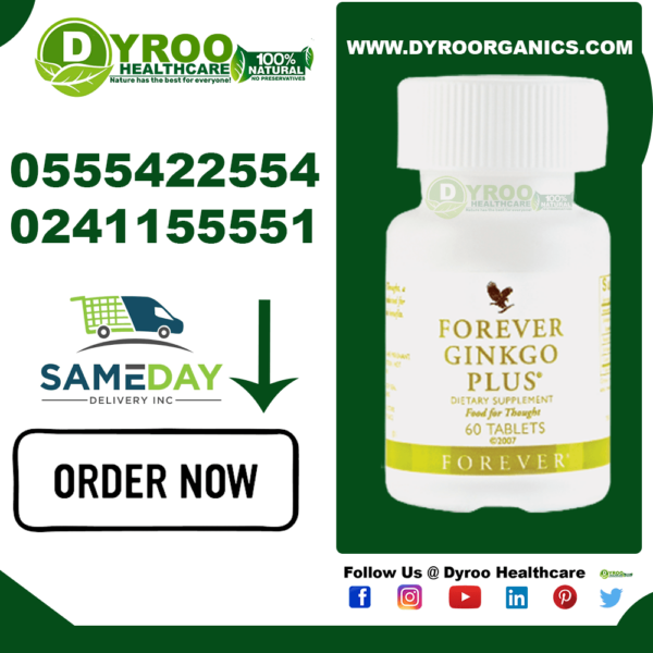 Forever Living Ginkgo Plus