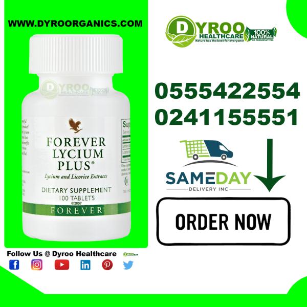 Forever Living Lycium Plus
