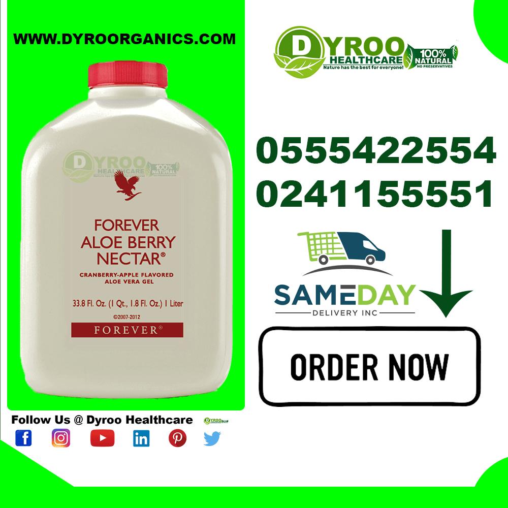 Aloe Berry Nectar Supplement