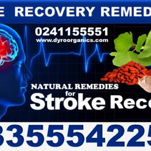 Herbal Medicine for Stroke Treatment