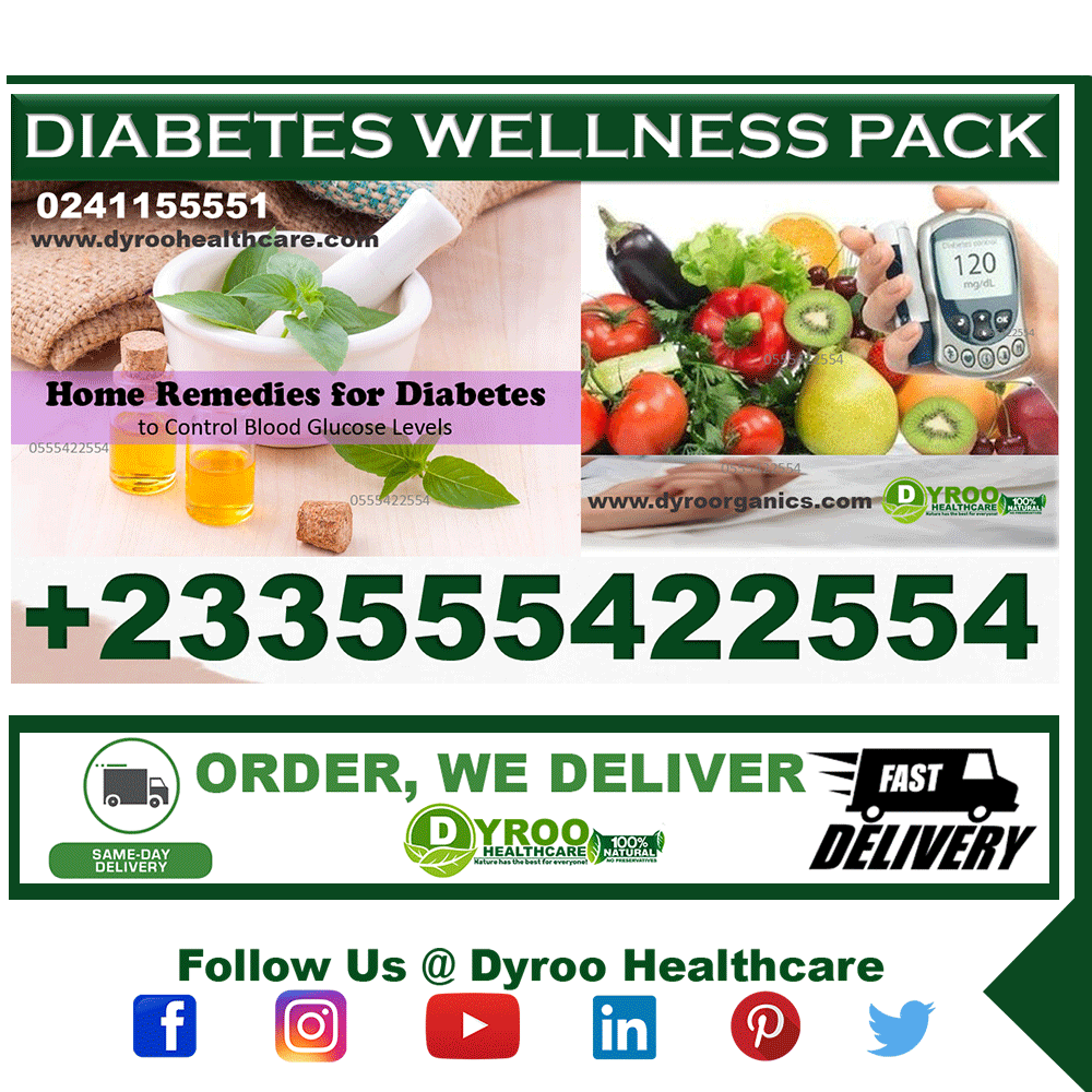Natural Solution for Diabetes in Ghana