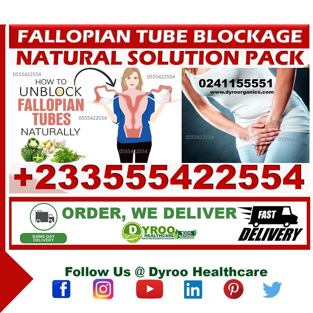 Natural Solution for Fallopian Tubes Blockage in Ghana