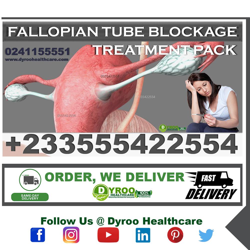 Natural Remedy for Fallopian Tubes Blockage in Ghana