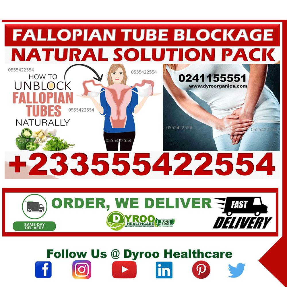 Natural Products for Fallopian Tubes Blockage Treatment