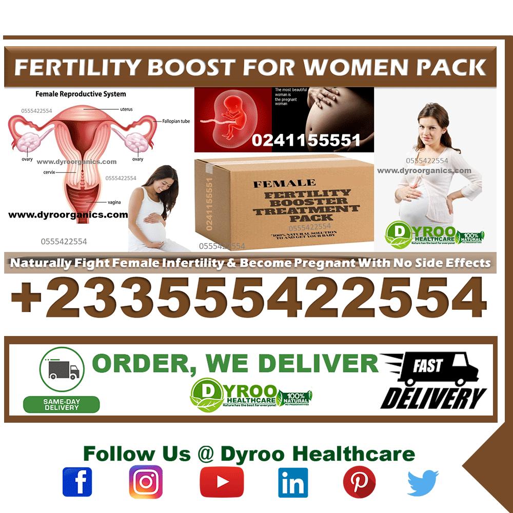 Forever Women Fertility Boost Pack