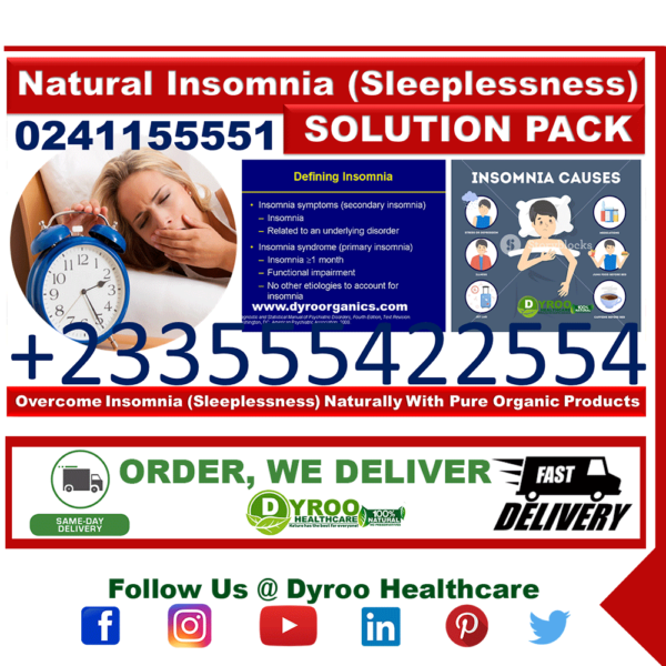 Forever Products for Insomnia