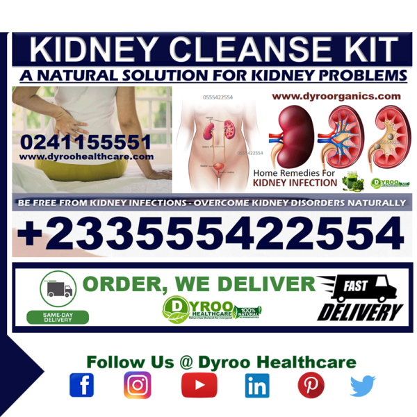 Home Remedies for Kidney Disorders in Ghana