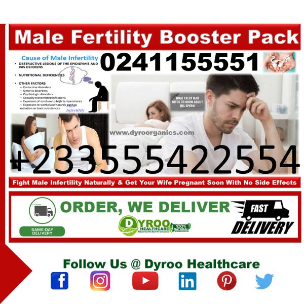 Men Fertility Booster Pack
