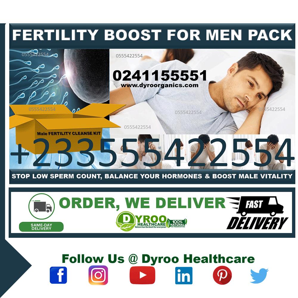 Forever Men Fertility Boost Pack