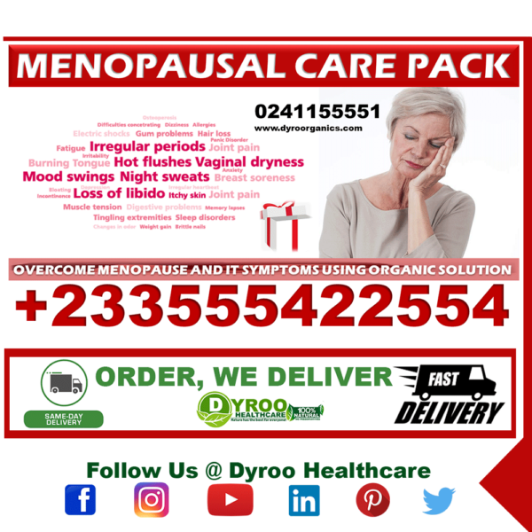 Forever Living Products for Menopause Care