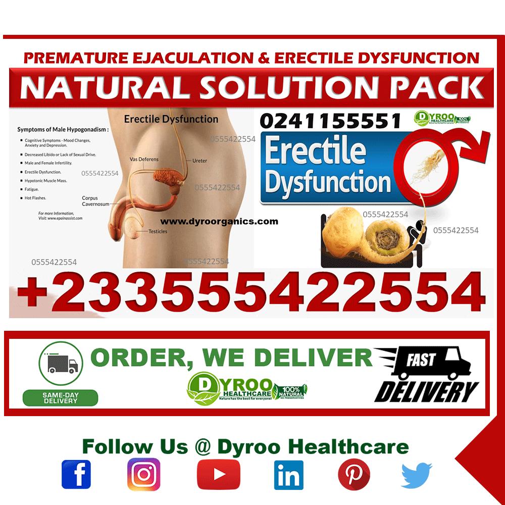 Premature Ejaculation Pills in Ghana
