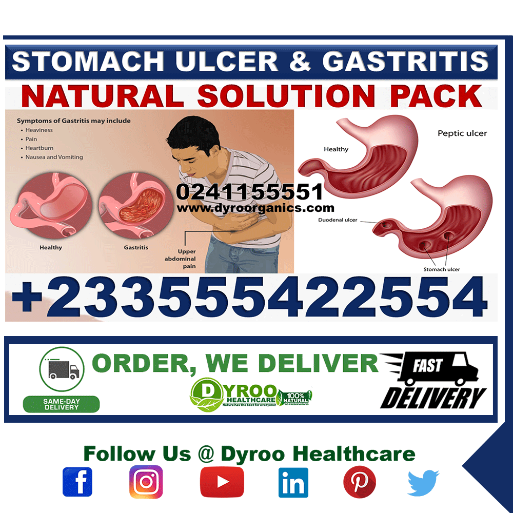 Herbs and Supplements for Gastritis in Ghana