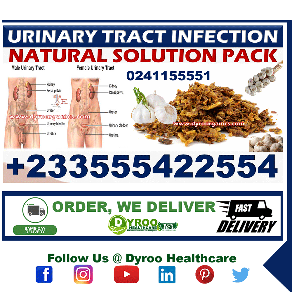 Urinary Infection Natural Treatment in Ghana