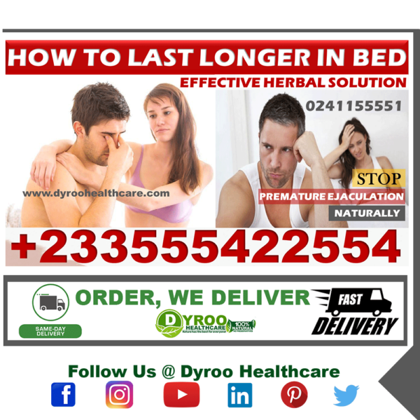 Natural Remedies for Erectile Dysfunction in Ghana
