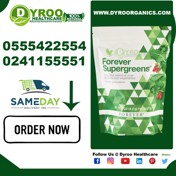 Supergreens Supplement