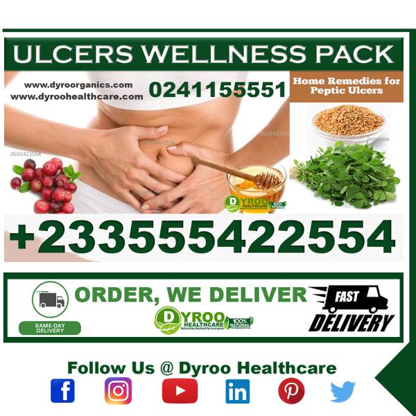 Gastritis Herbal Medicine in Ghana