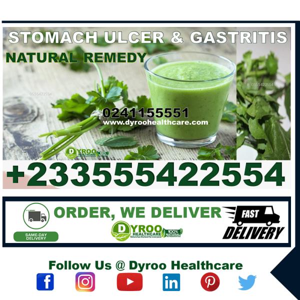 Natural Solution for Gastritis in Ghana