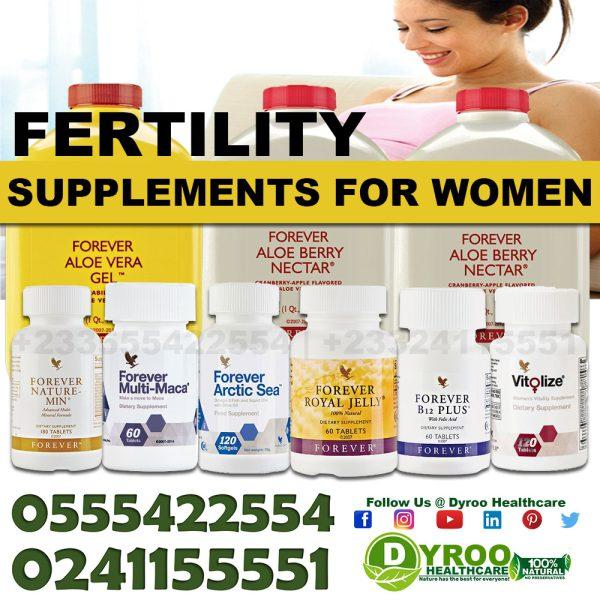 Forever Fertility Supplements for Women