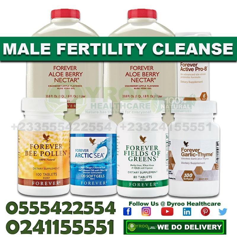 Fertility Cleansing Kit for Men
