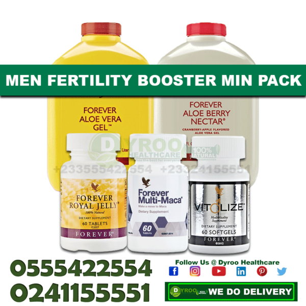 Fertility Herbal Supplements for Men