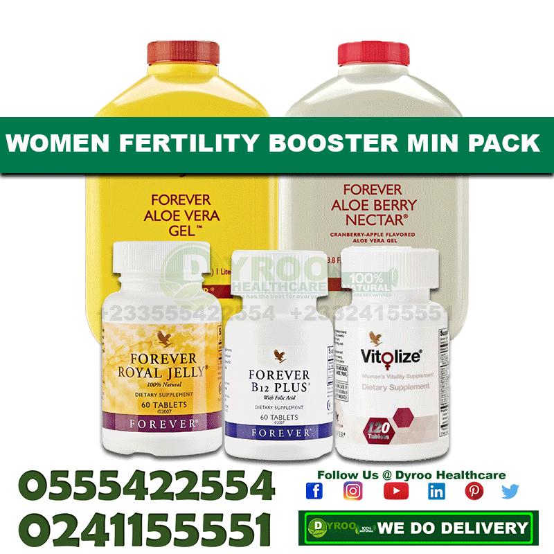 Fertility Herbal Supplements for Women