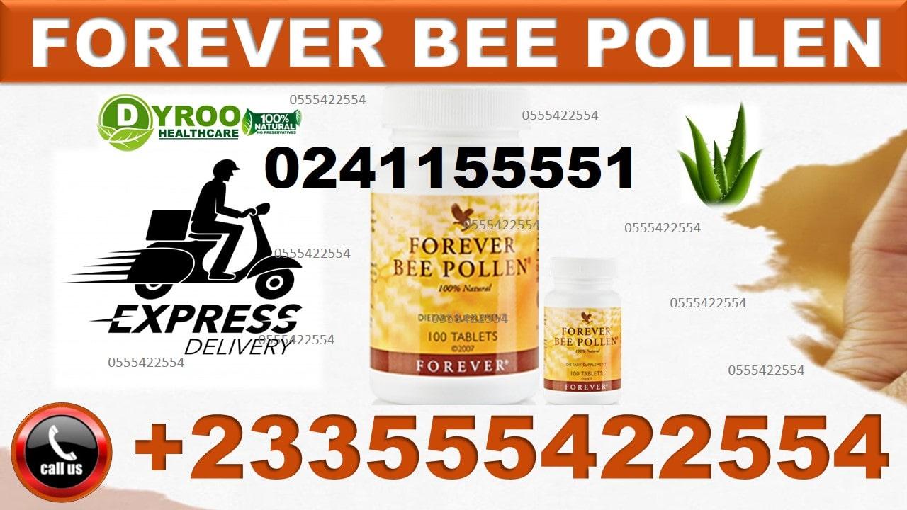 Best Organic Bee Pollen Extract Supplement in Ghana