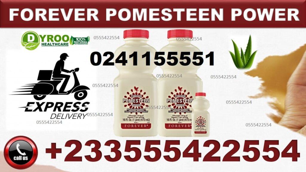 Where to buy Forever Pomesteen Power in Ghana