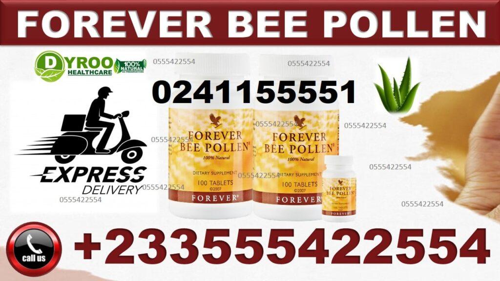 Best Pure Bee Pollen Extract Supplement in Ghana